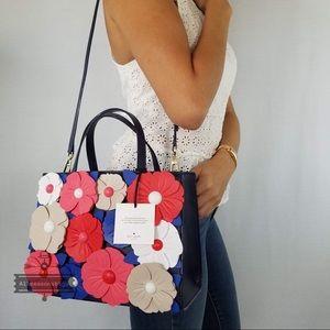 Kate spade Sam Madison Daisy Lane blazer blue bag